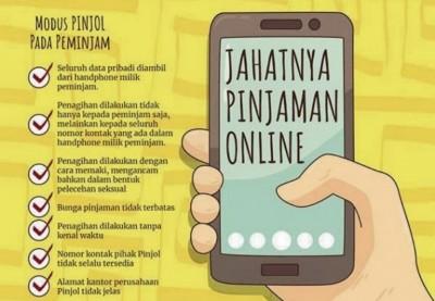 Pengasih Rentenir Berkedok Pinjaman Online Pinjol Dibuat